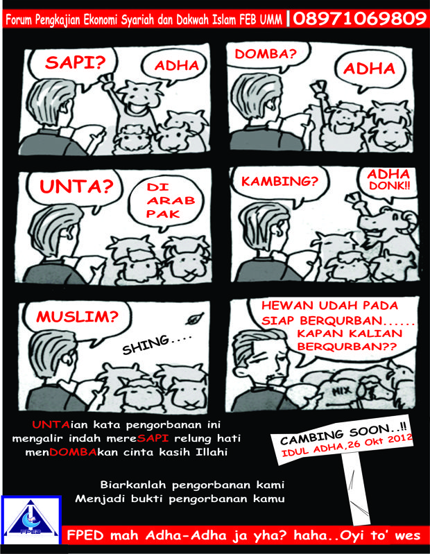 SATE Qurban....